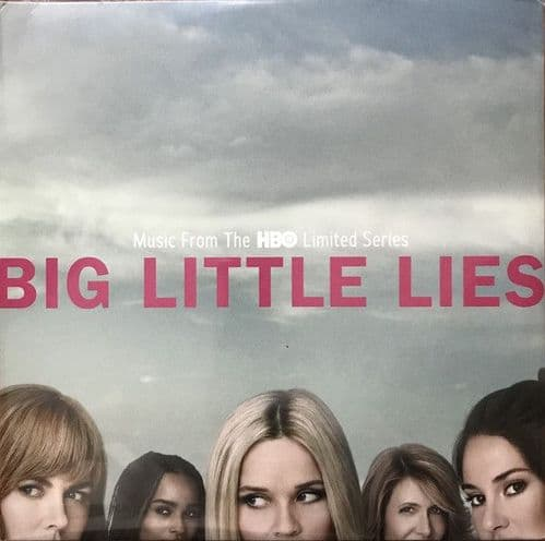 Various<br>Big Little Lies (Music From The HBO Limited Series)<br>2LP, Comp, Ltd